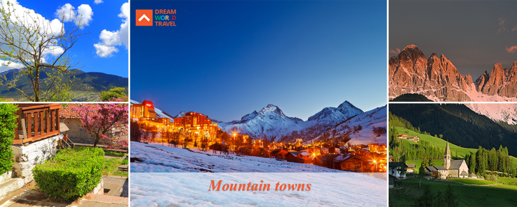 mountain towns