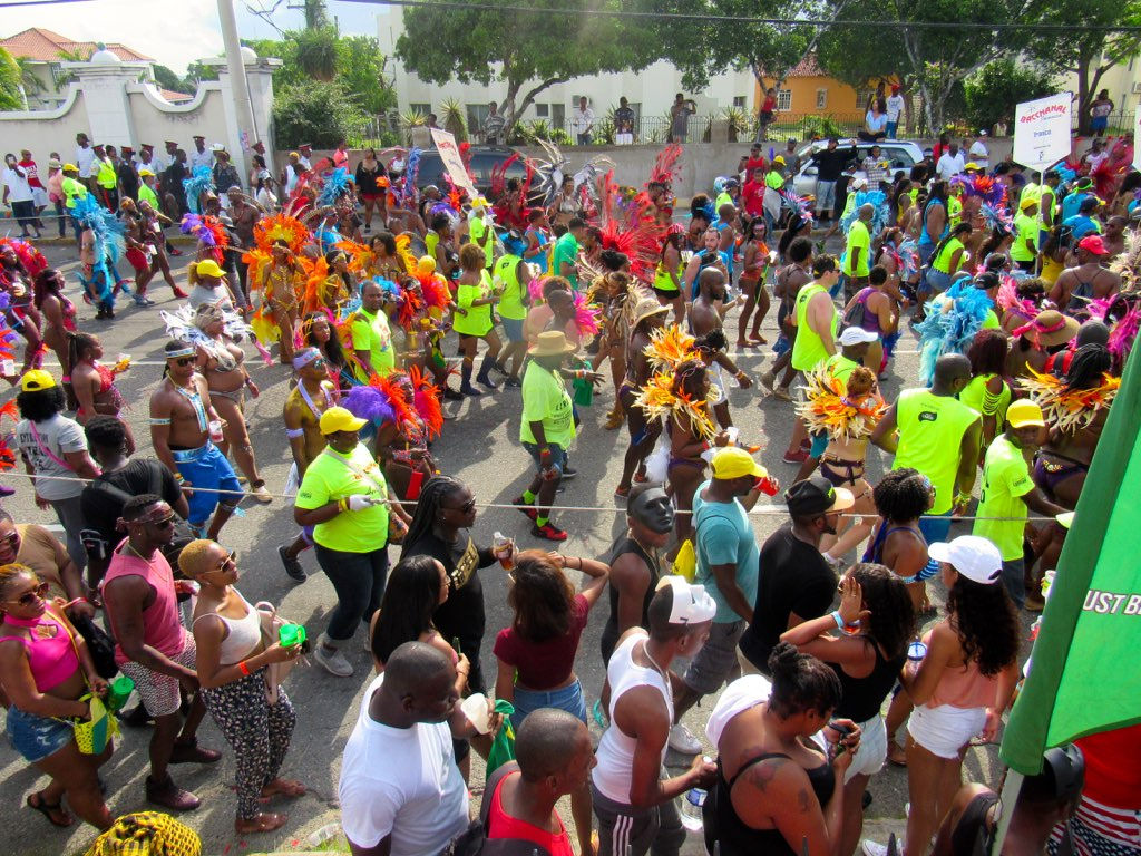 Annual Carnival of Jamaica