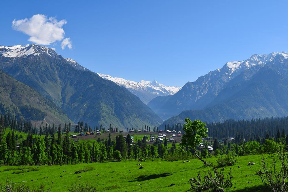Azad Kashmir Valley Pakistan