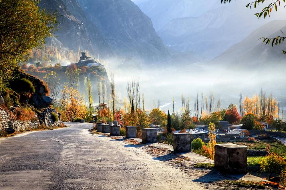 Hunza Valley Pakistan