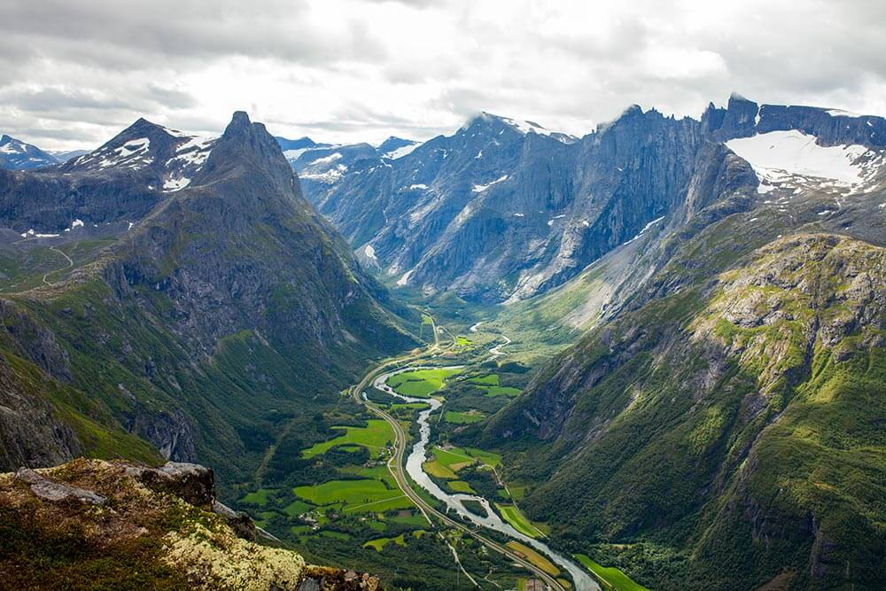 Romsdalen Valley Norway