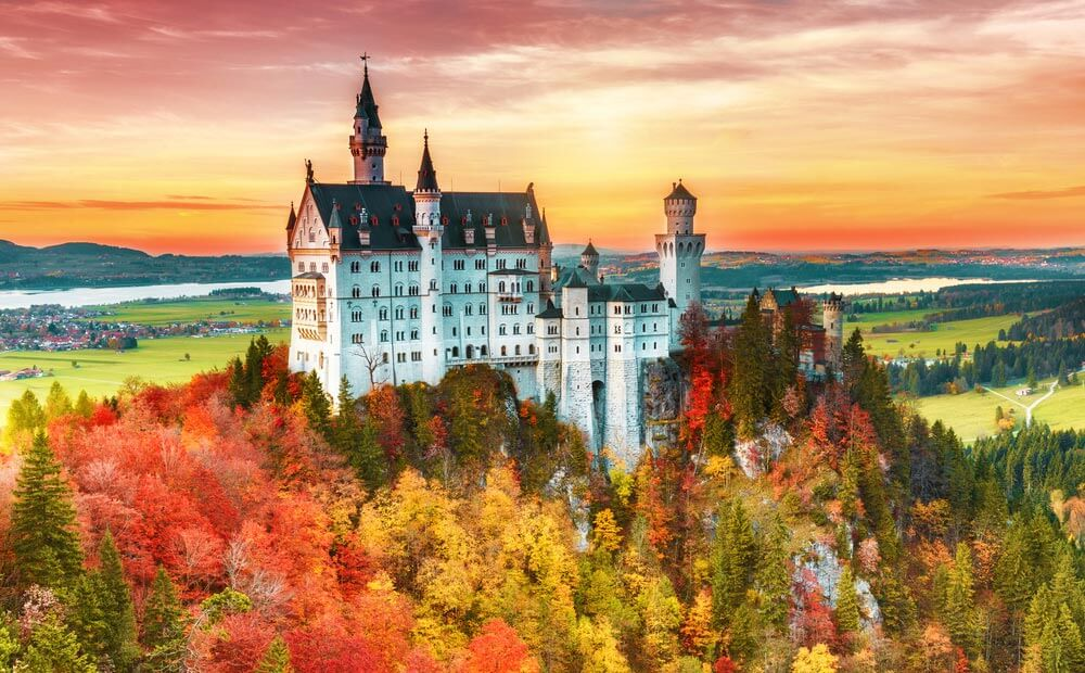 Best autumn destinations to visit Europe in 2019