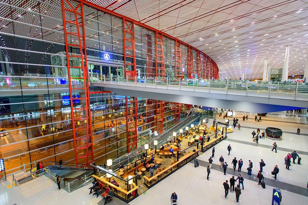 World's Biggest Airports Tokyo