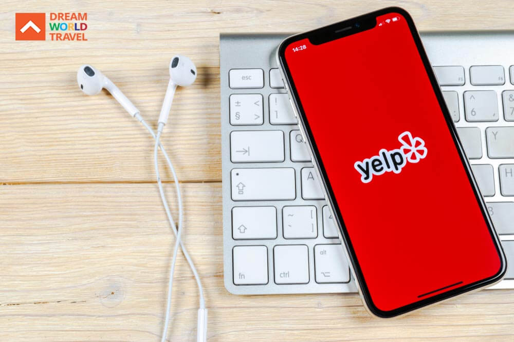 Review websites for online businesses - Yelp