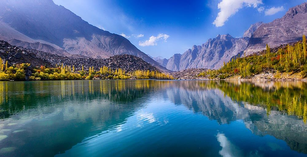 Amazing things to do in Skardu - Upper Kachura Lake