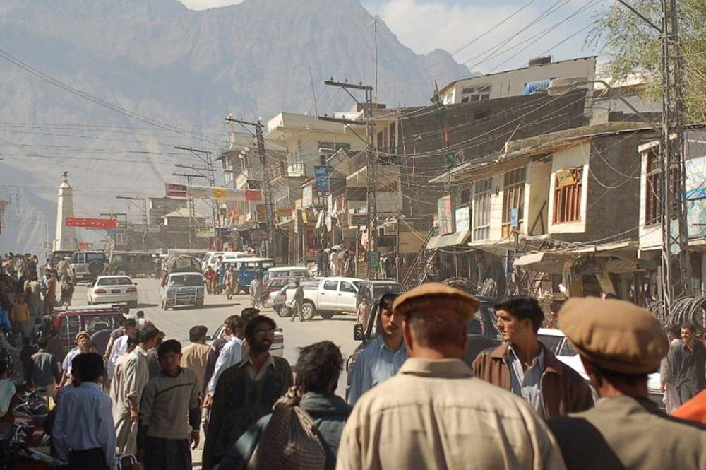 Amazing things to do in Skardu - Shopping Market