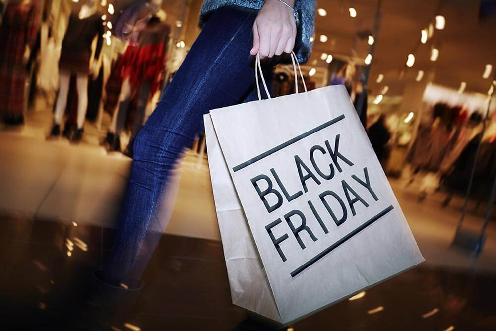 biggest shopping day Black Friday