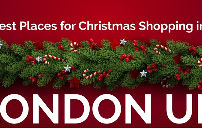 Best places for Christmas shopping in London