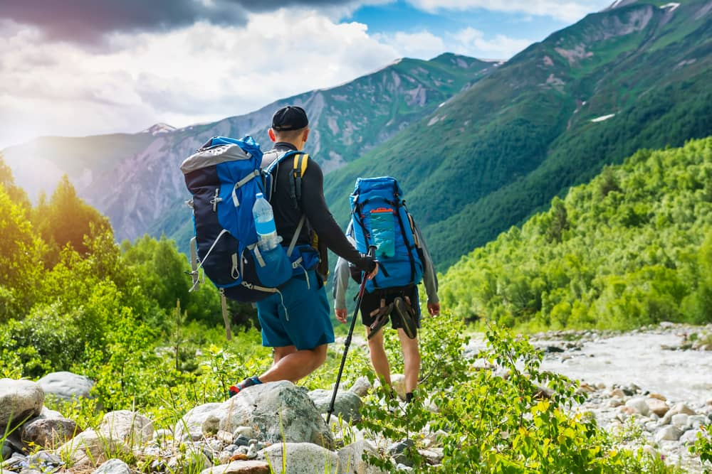 Best hiking and trekking trails in the world, trekking, hiking, nature, beautiful scenery, outdoors, camping, forests, remote wilderness, mountains, rivers, glaciers, trails